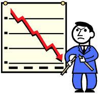 Понижение среднего балла